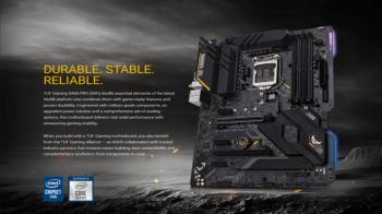 """""""Rò rỉ"""" bo mạch chủ ASUS TUF Gaming Z490-PLUS Wi-Fi: Mạch VRM 16 phase hỗ trợ cho CPU Intel Comet Lake thế hệ thứ 10"""