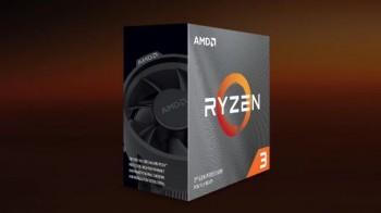 AMD chính thức công bố: Ryzen 3 3300X, Ryzen 3 3100, Chipset B550