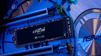 Crucial giới thiệu dòng SSD NVMe P5 nhanh nhất của hãng