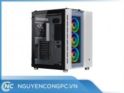 Case Corsair Crystal 680X RGB Airflow White