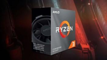 Ryzen 3 3300X được ép xung đánh bại i7 7700K trong phần mềm Geekbench.