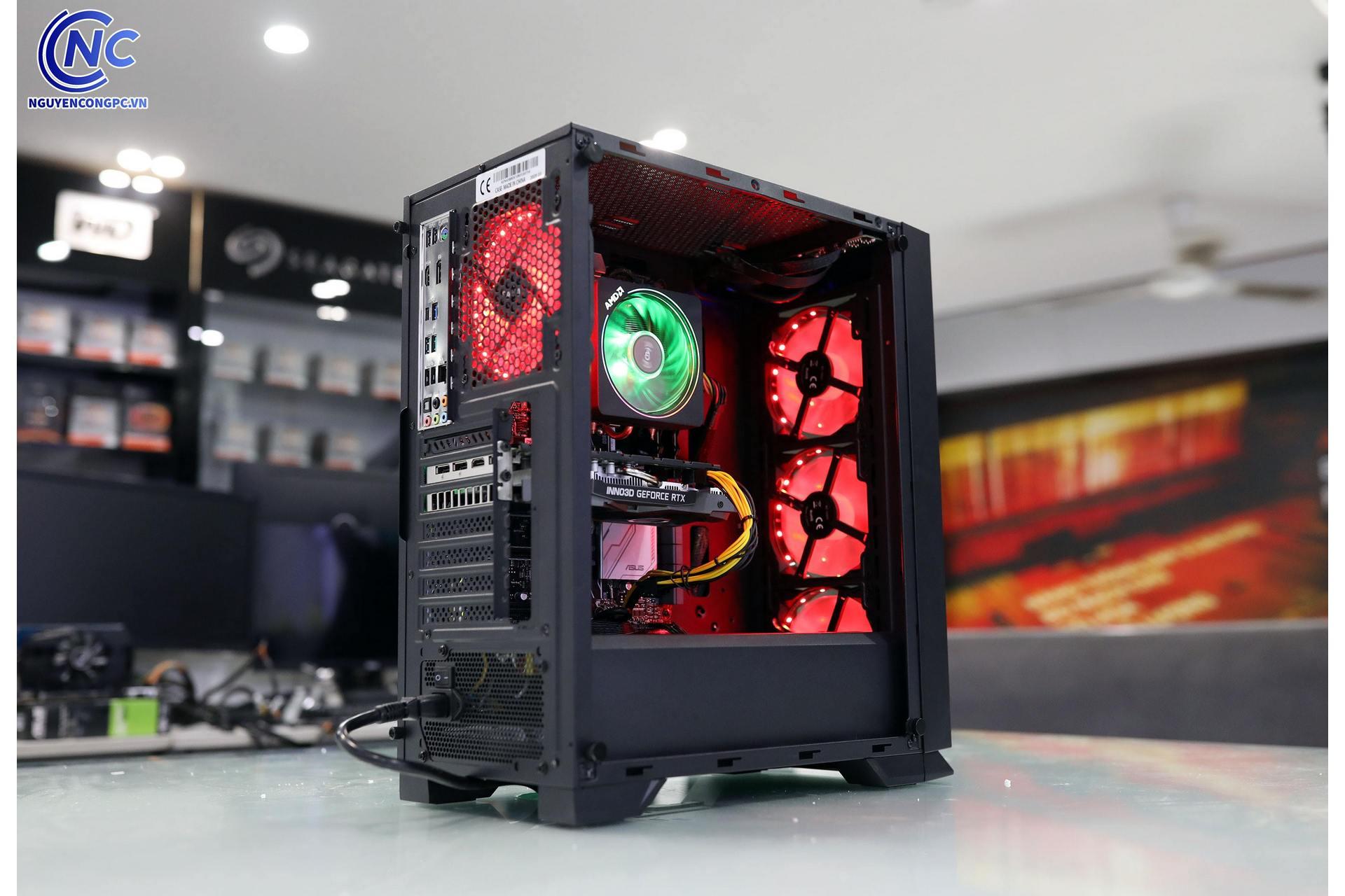 AMD RYZEN 7 3700x 16GB RAM RTX 2060