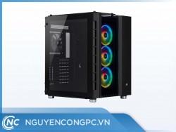 Case Corsair Crystal 680X RGB Airflow Black