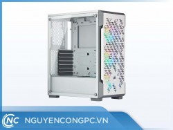 Case Corsair iCUE 220T RGB Airflow White