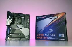 Mainboard Gigabyte Z490 AORUS MASTER LGA1200