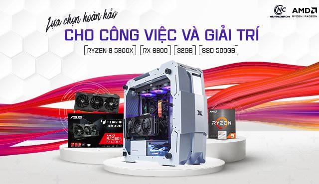 Bộ máy AMD