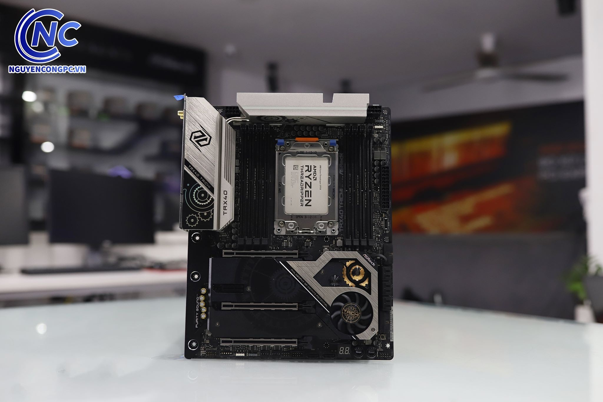 Threadripper 3970X build