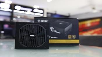 Đánh giá bộ nguồn MSI A650GF / A750GF - Chất lượng tốt, thiết kế thẩm mỹ