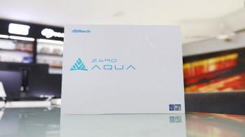 Unbox và đánh giá bo mạch chủ ASRock Z490 AQUA - Siêu phẩm trở lại!