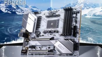 Colour Technology CO., LTD giới thiệu hai bo mạch chủ Micro ATX sử dụng chipset AMD B550.