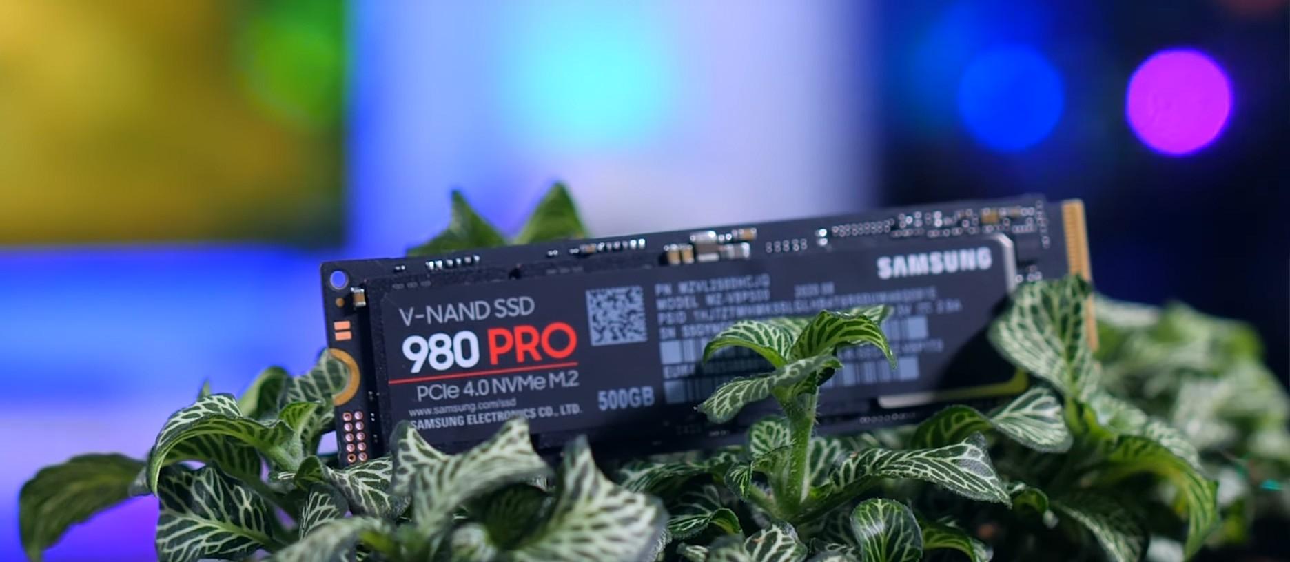980 PRO 500GB