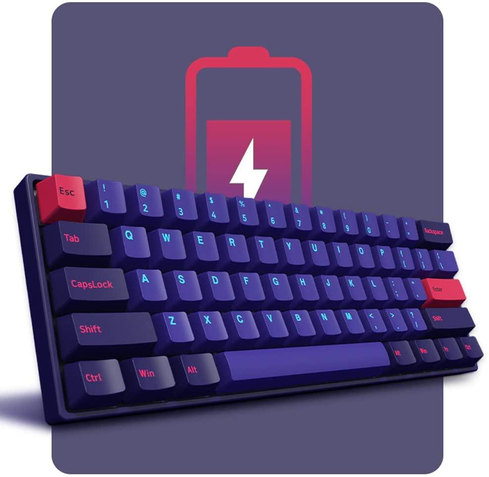 AKKO 3061S Neon RGB Bluetooth 1800mAh