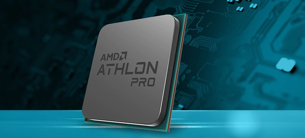 CPU AMD Athlon Gold PRO 3150G