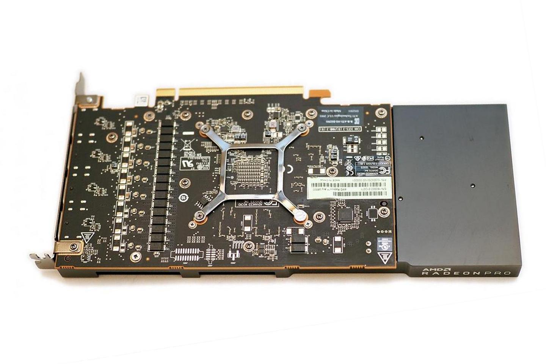 Radeon Pro W5500 PCIe 4.0