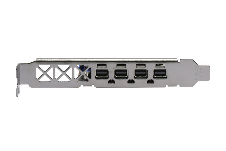 Radeon Pro WX 3200 DisplayPort