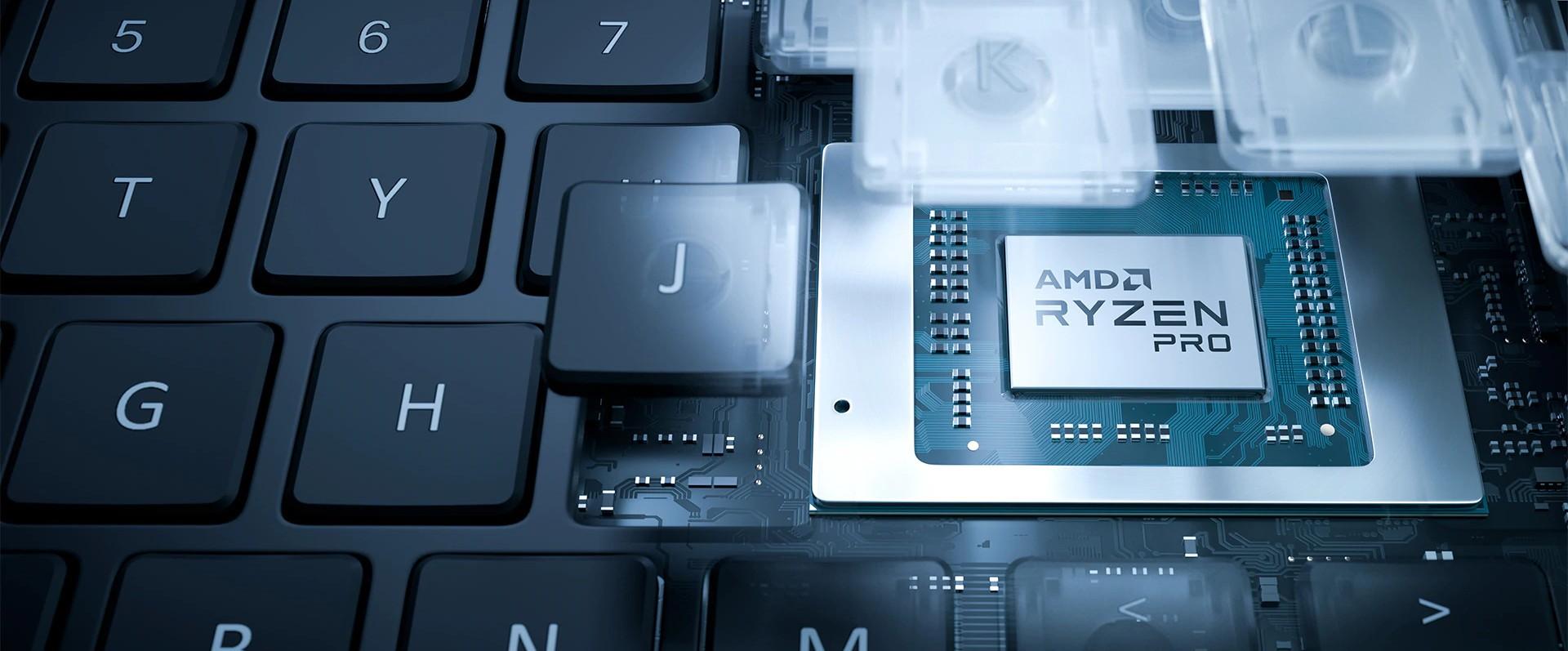 Bộ xử lý AMD PRO được thiết kế cho chất lượng