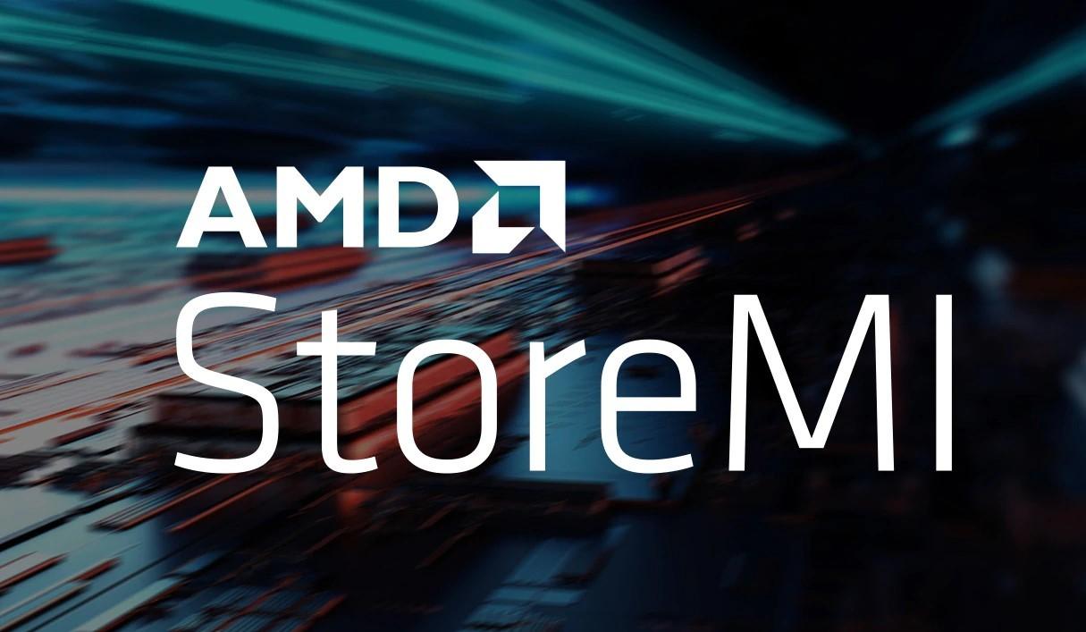 Ryzen 7 3800XT có công nghệ AMD StoreMI 2.0