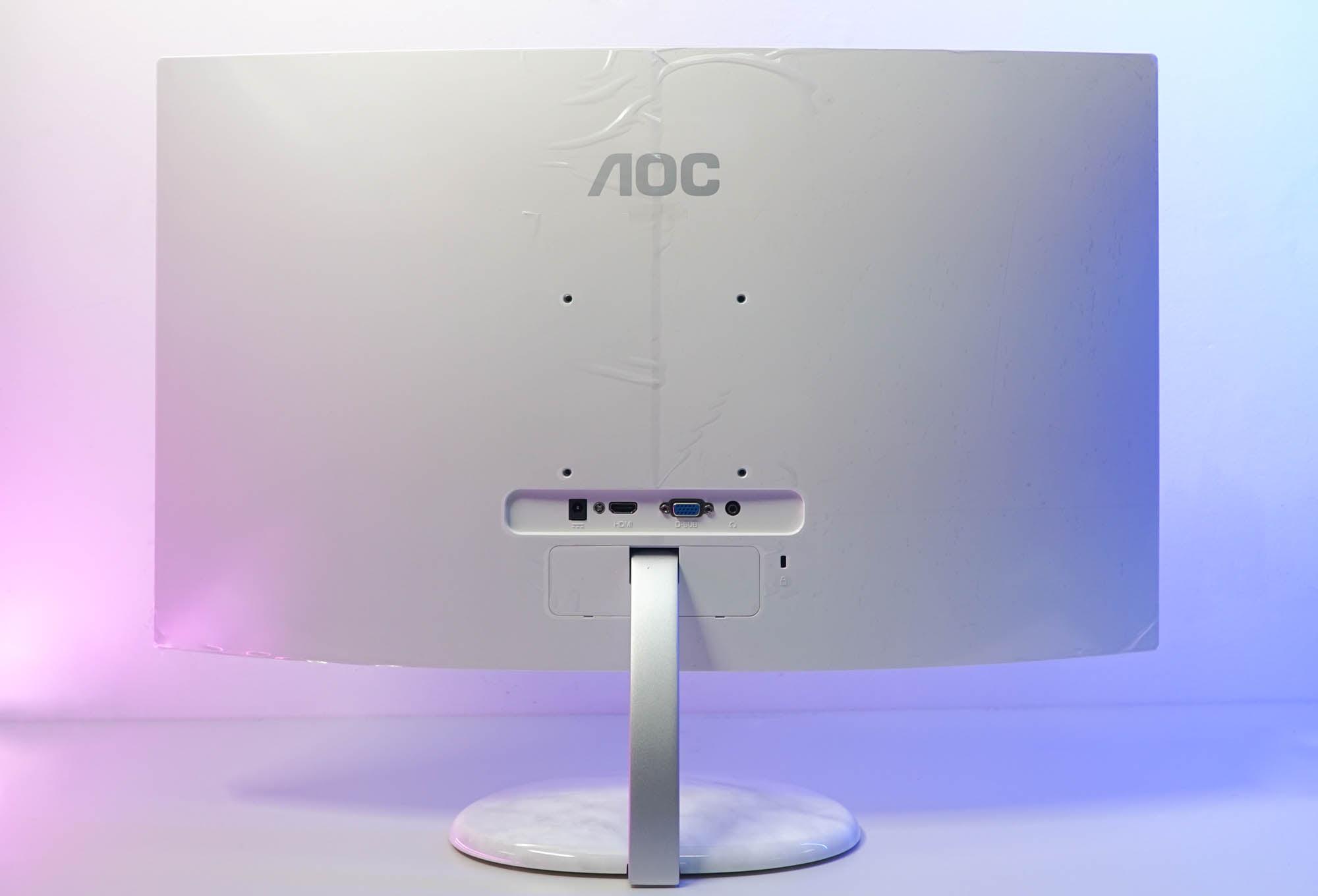 Kết nối HDMI và VGA