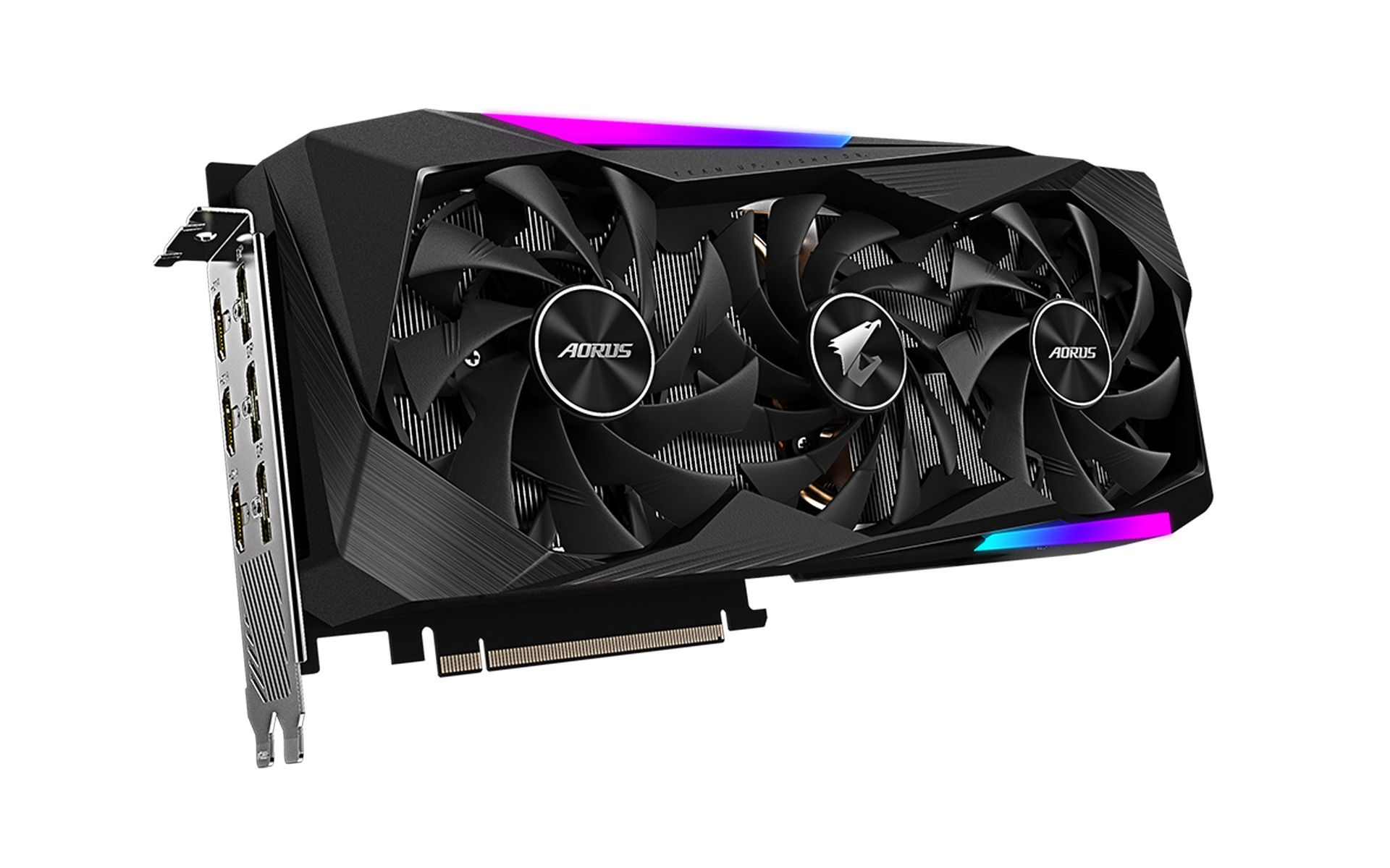 Card đồ họa Gigabyte AORUS GeForce RTX 3070 MASTER 8G
