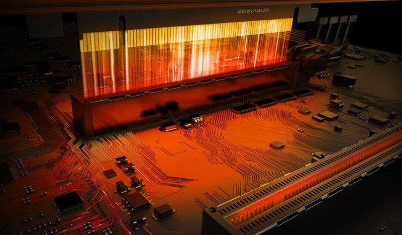 Dòng Radeon RX 5000 có hỗ trợ PCI Express 4.0