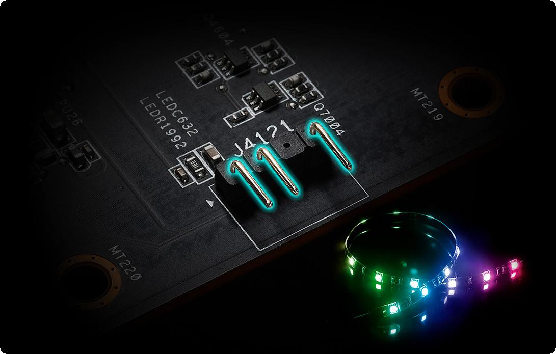 ARGB Pin-header