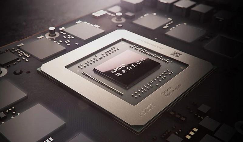 Được trang bị 8GB bộ nhớ GDDR6
