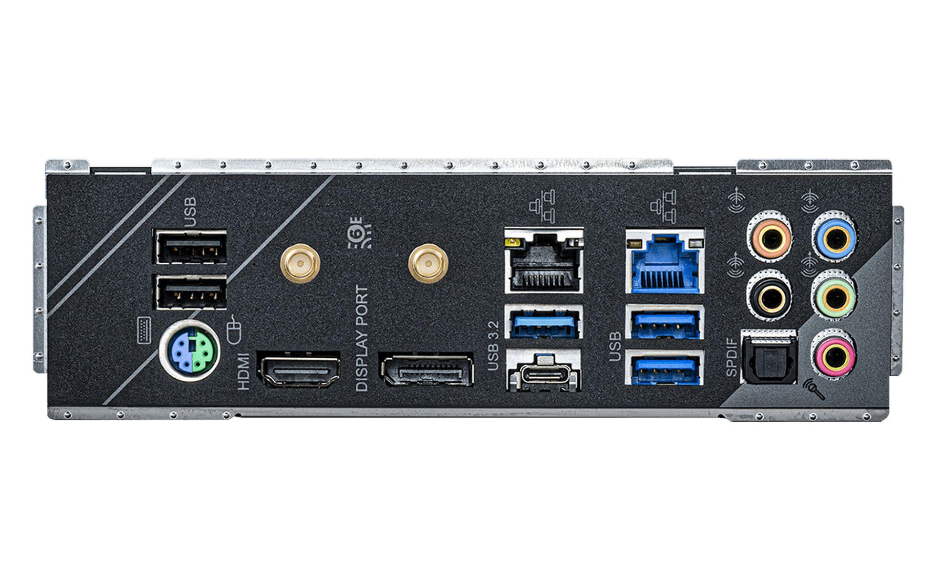 Mainboard ASRock Z590 Extreme WiFi 6E IO