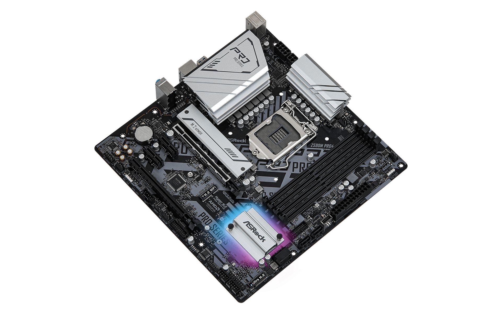 Mainboard ASRock Z590M Pro4
