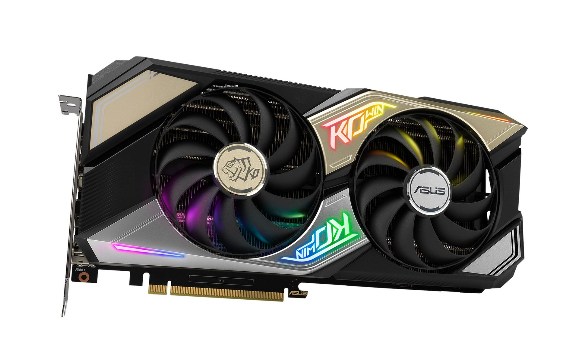 Card Đồ Họa ASUS KO GeForce RTX 3070 OC Edition 8GB GDDR6