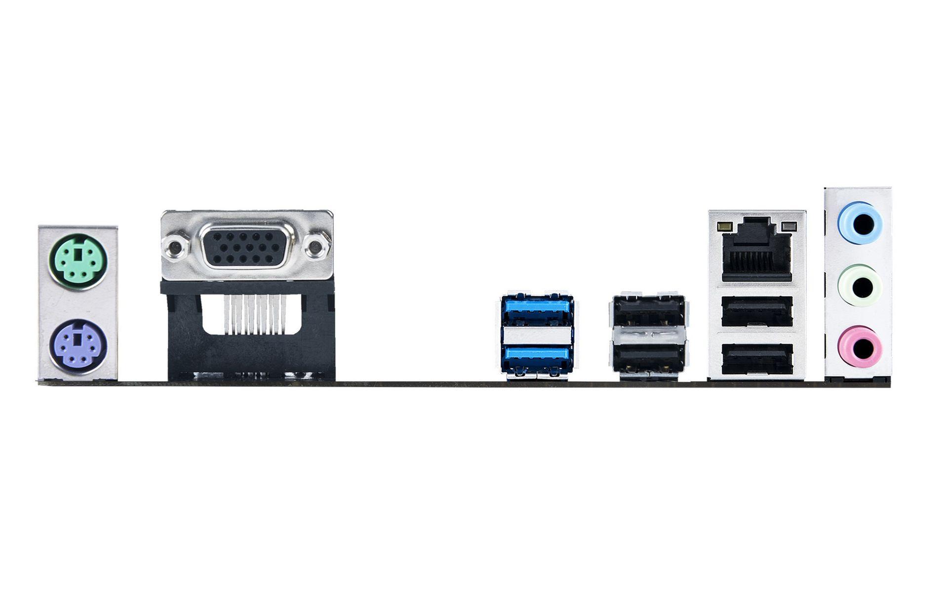 ASUS PRIME H410M-F có USB 3.2 Thế hệ 1 Loại A