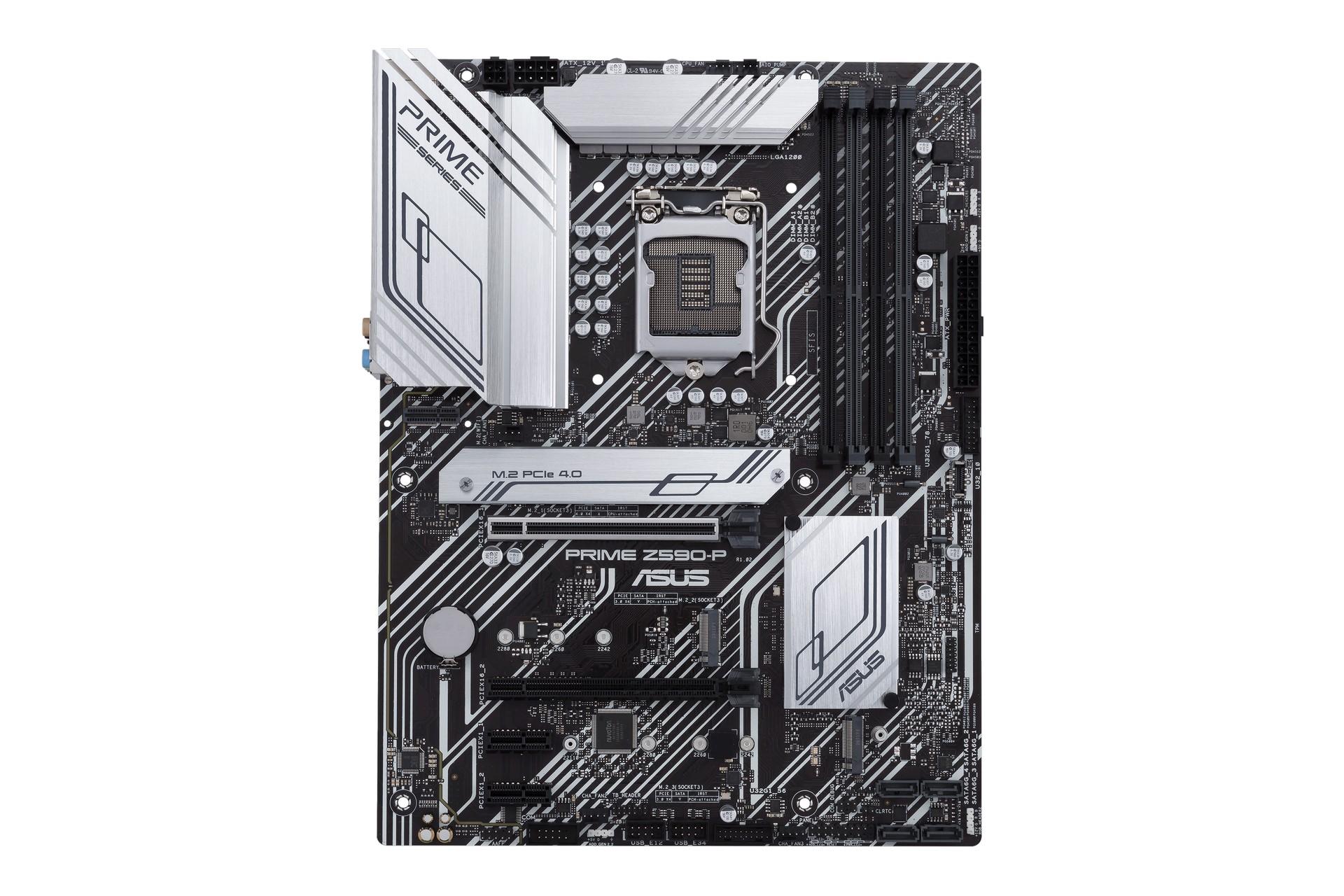 Mainboard ASUS PRIME Z590-P/CSM