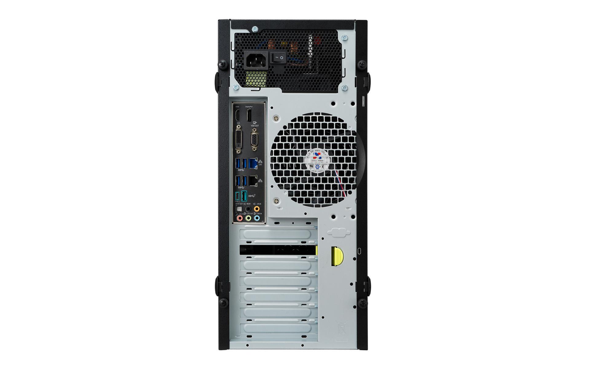 ASUS Pro E500 G6 mang đến khả năng kết nối mạnh mẽ