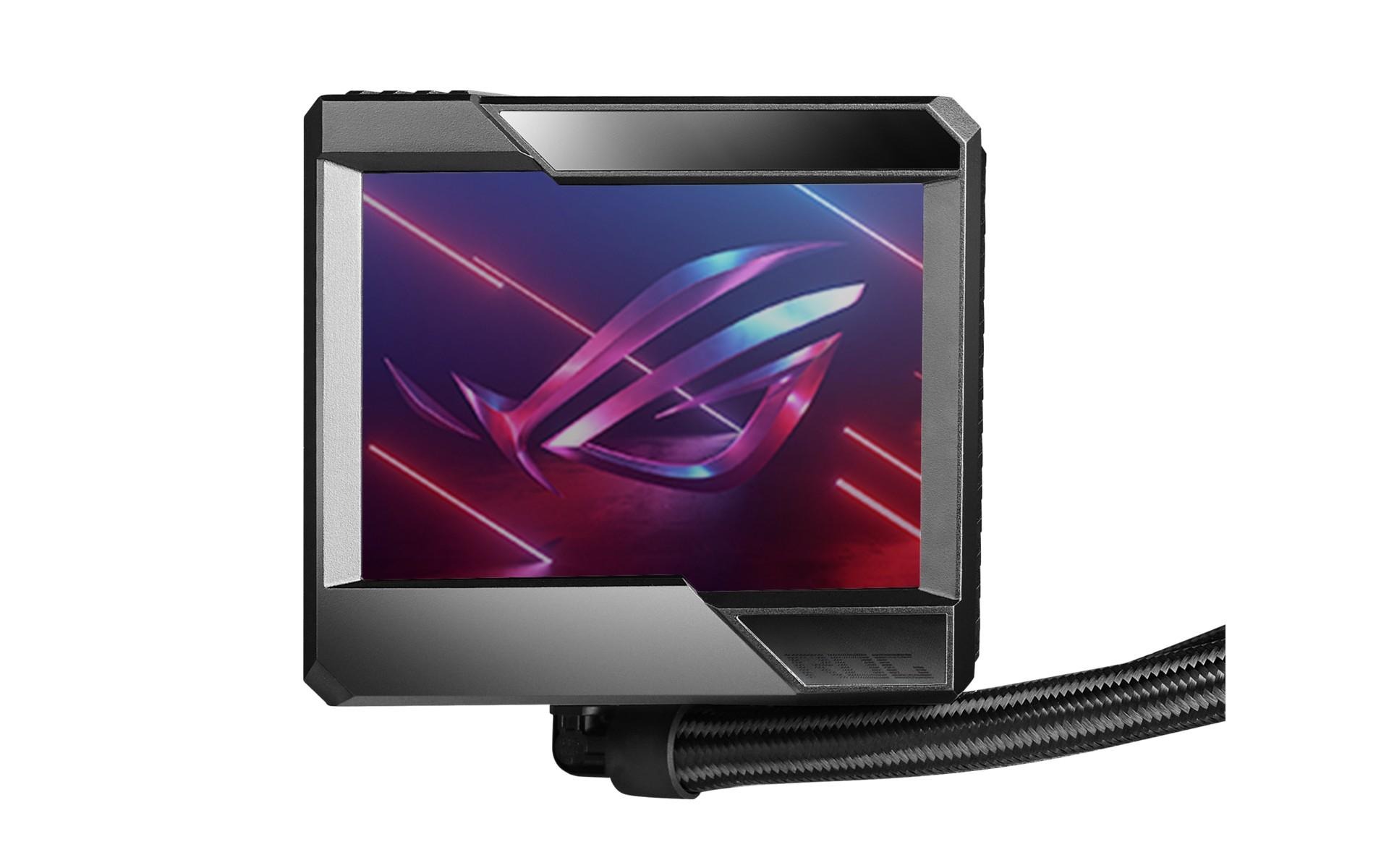 LCD 3,5 inch
