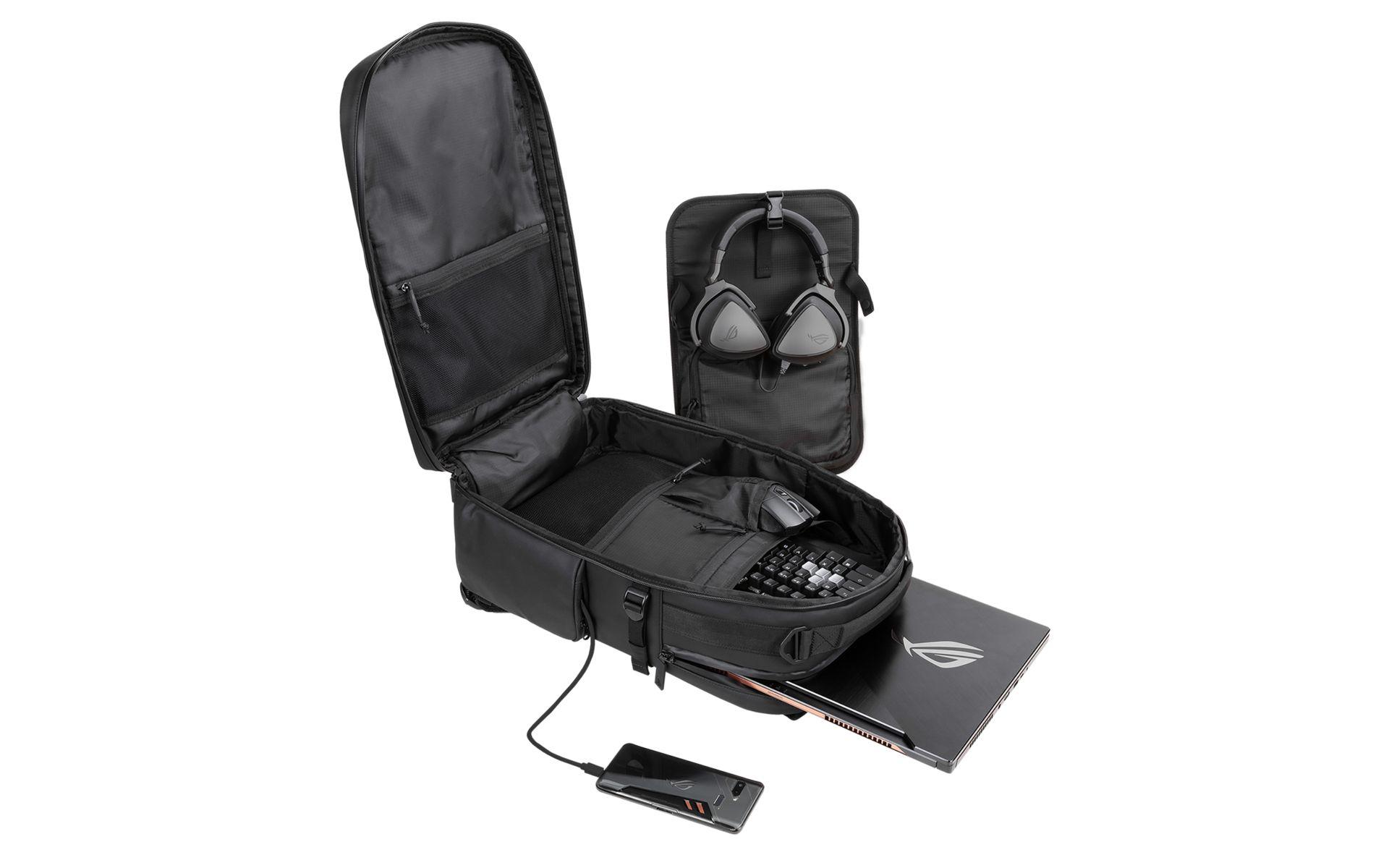 Balo ASUS ROG Ranger BP3703 Gaming Backpack