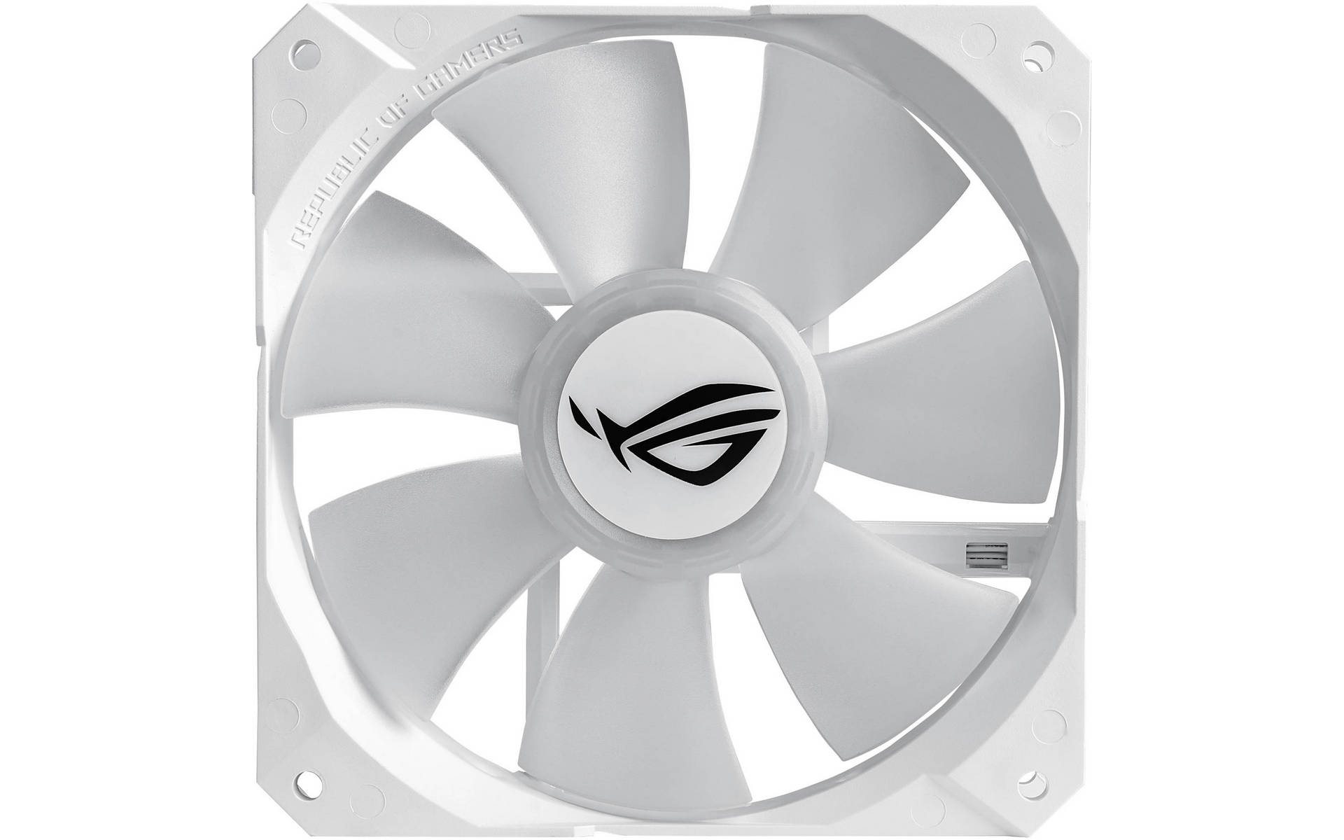 ROG Designed ARGB Radiator Fan