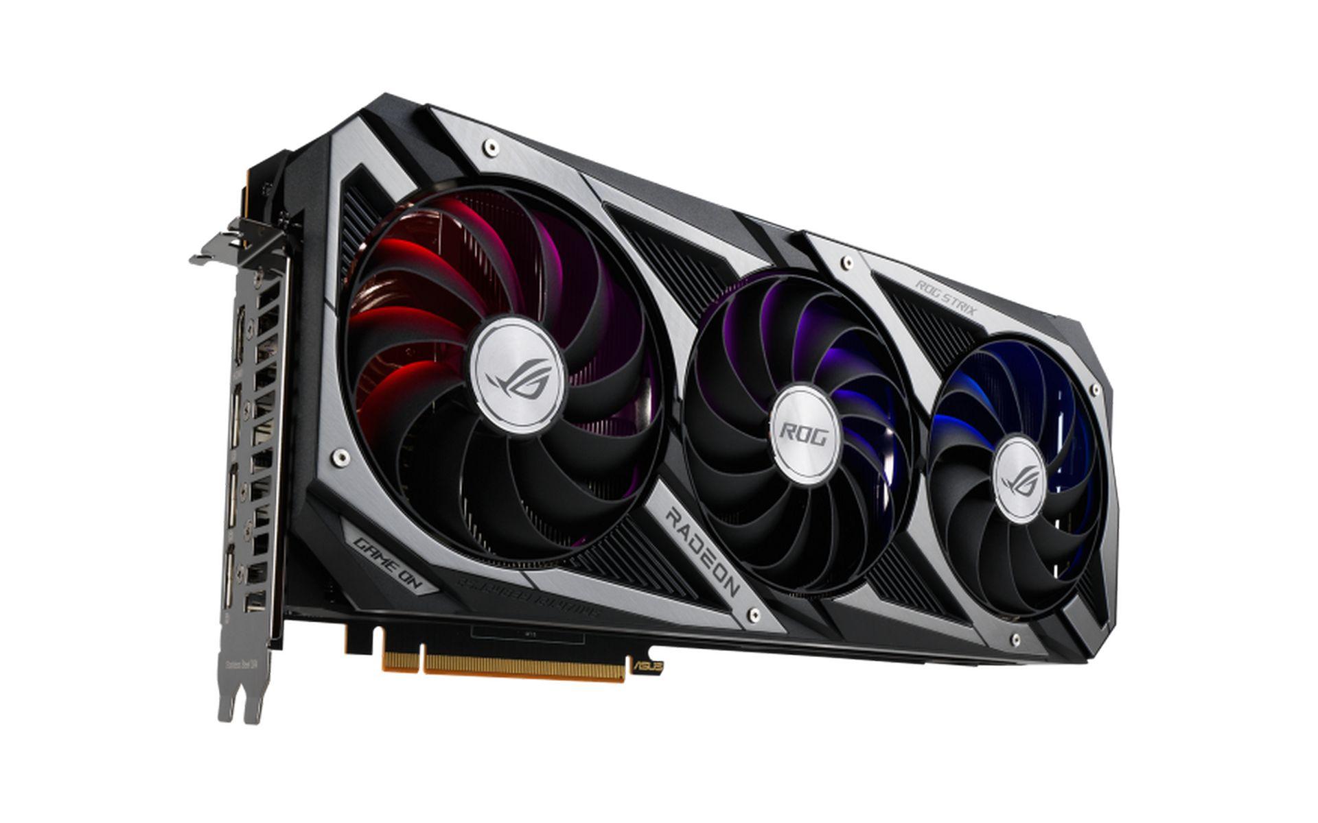 Card đồ họa ASUS ROG Strix Radeon RX 6800 OC 16GB GAMING