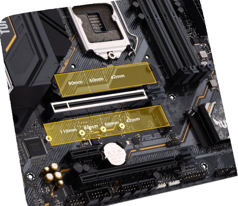 DUAL PCIE 3.0 M.2