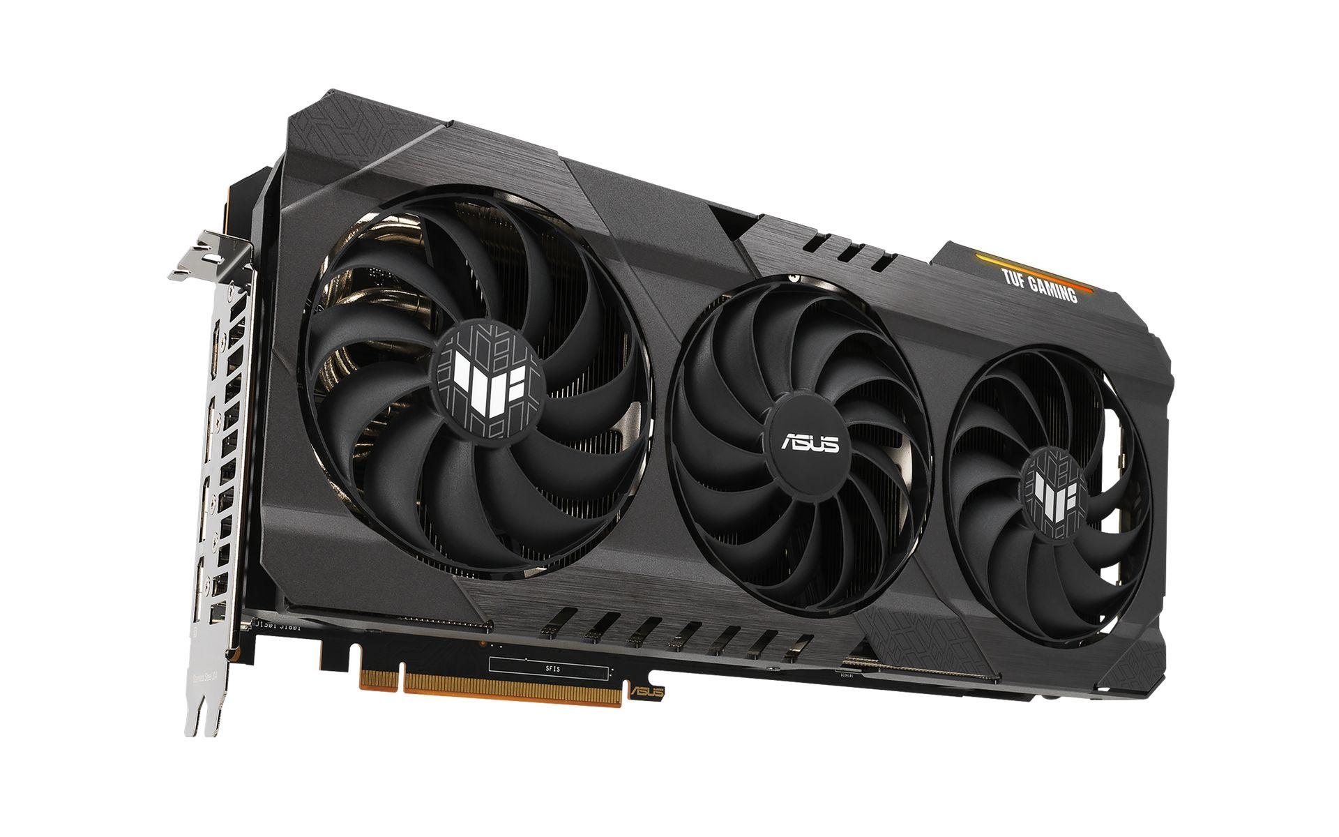 Card Đồ Họa ASUS TUF GAMING Radeon RX 6900 XT OC