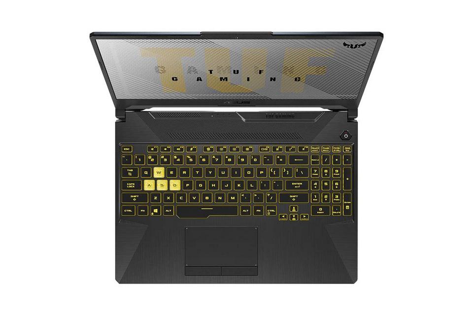 ASUS TUF Gaming F15 FX506LH-HN002T bàn phím kiểu máy tính để bàn