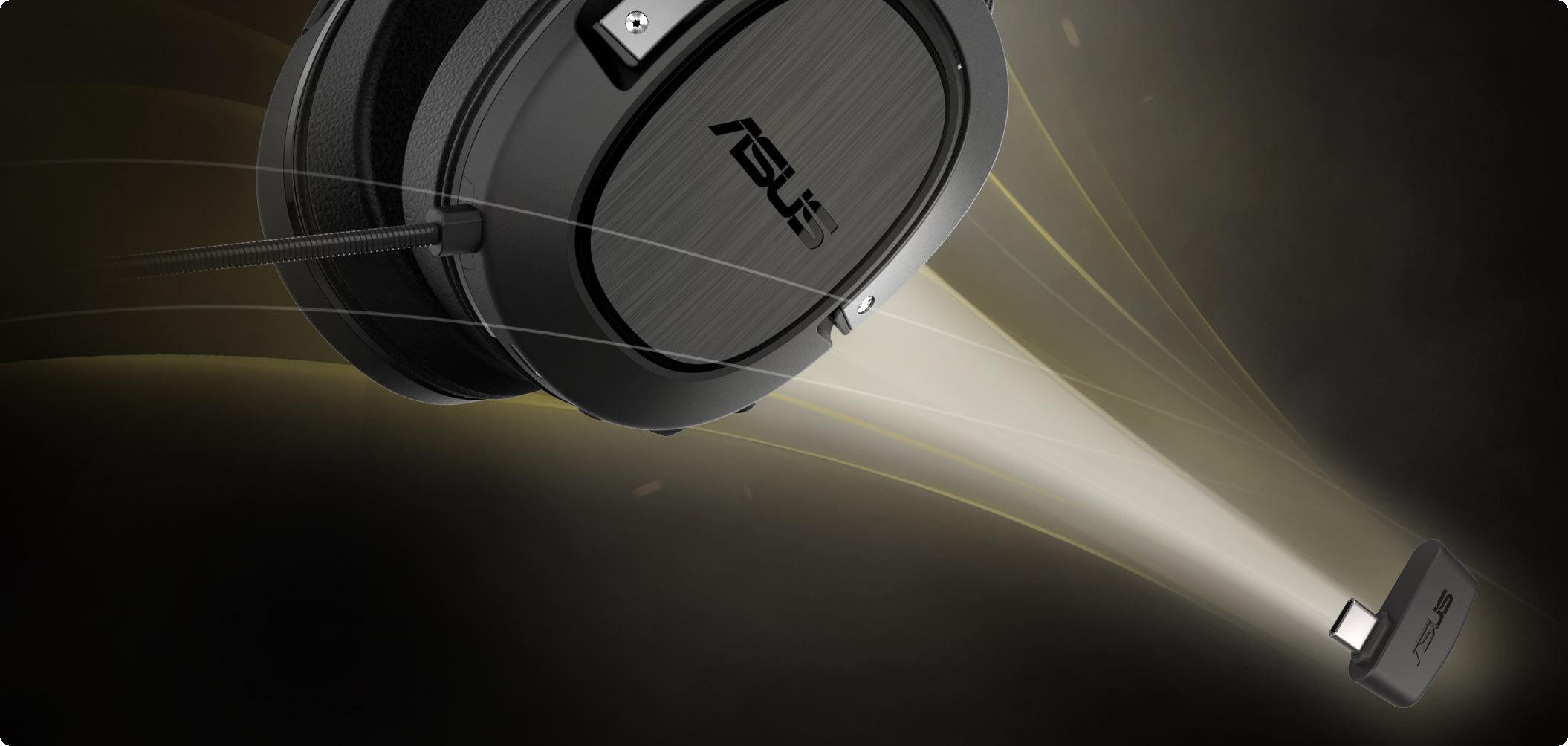 TUF Gaming H3 Wireless Ultralow-Latency