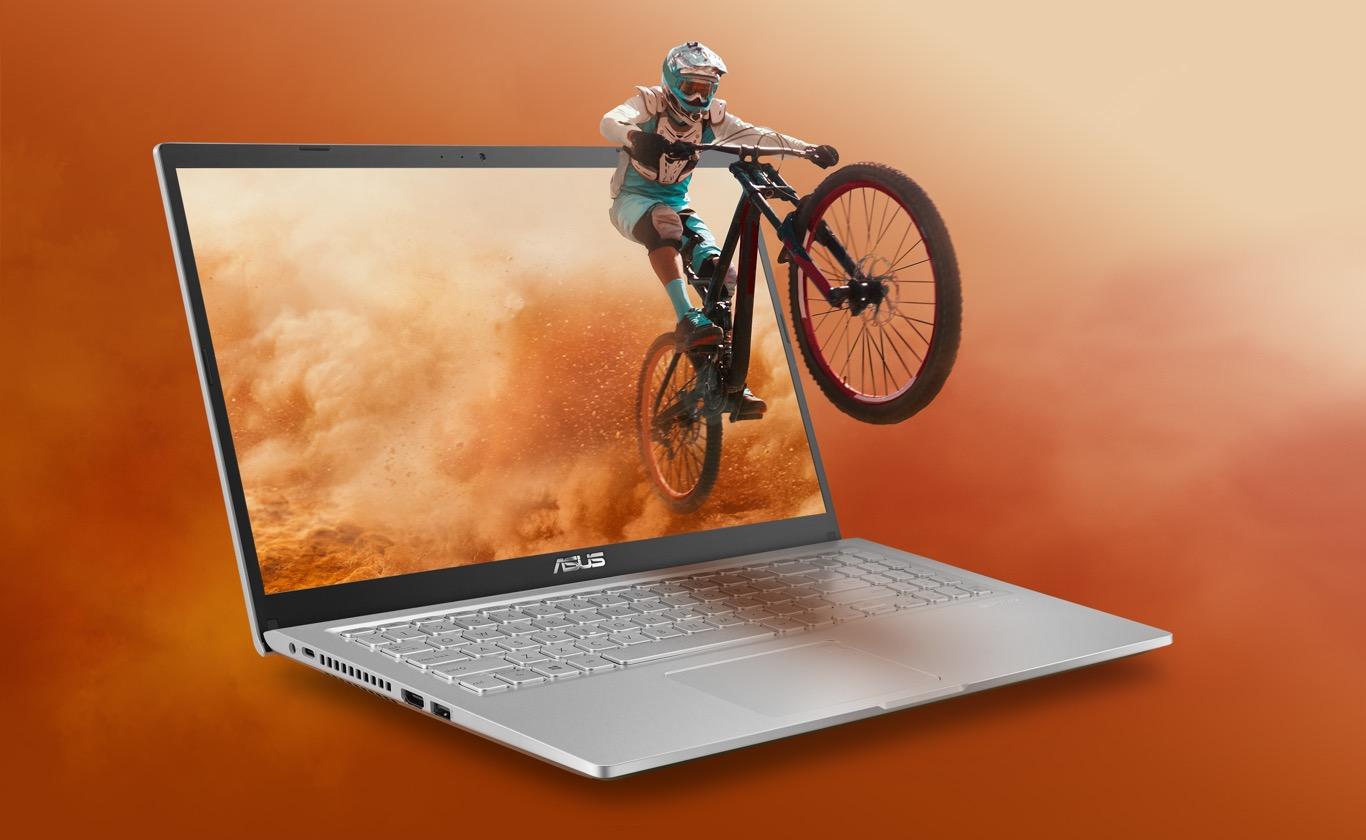 Laptop ASUS Hiệu năng mạnh mẽ