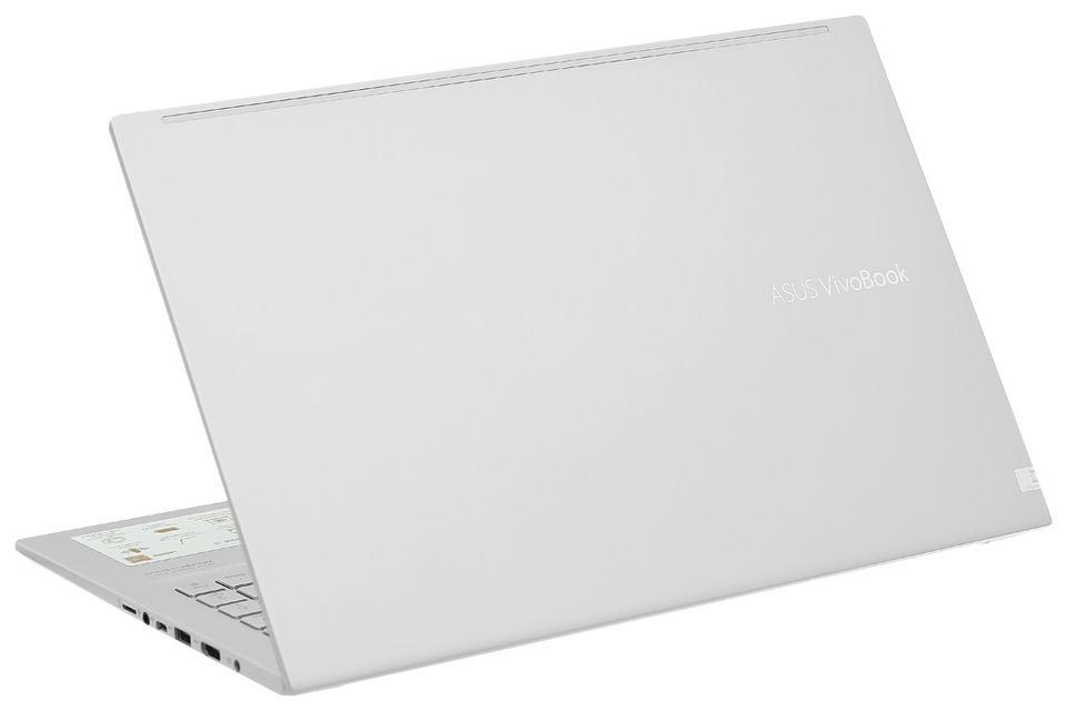 Vivobook A515EA-BQ498T với nắp kim loại