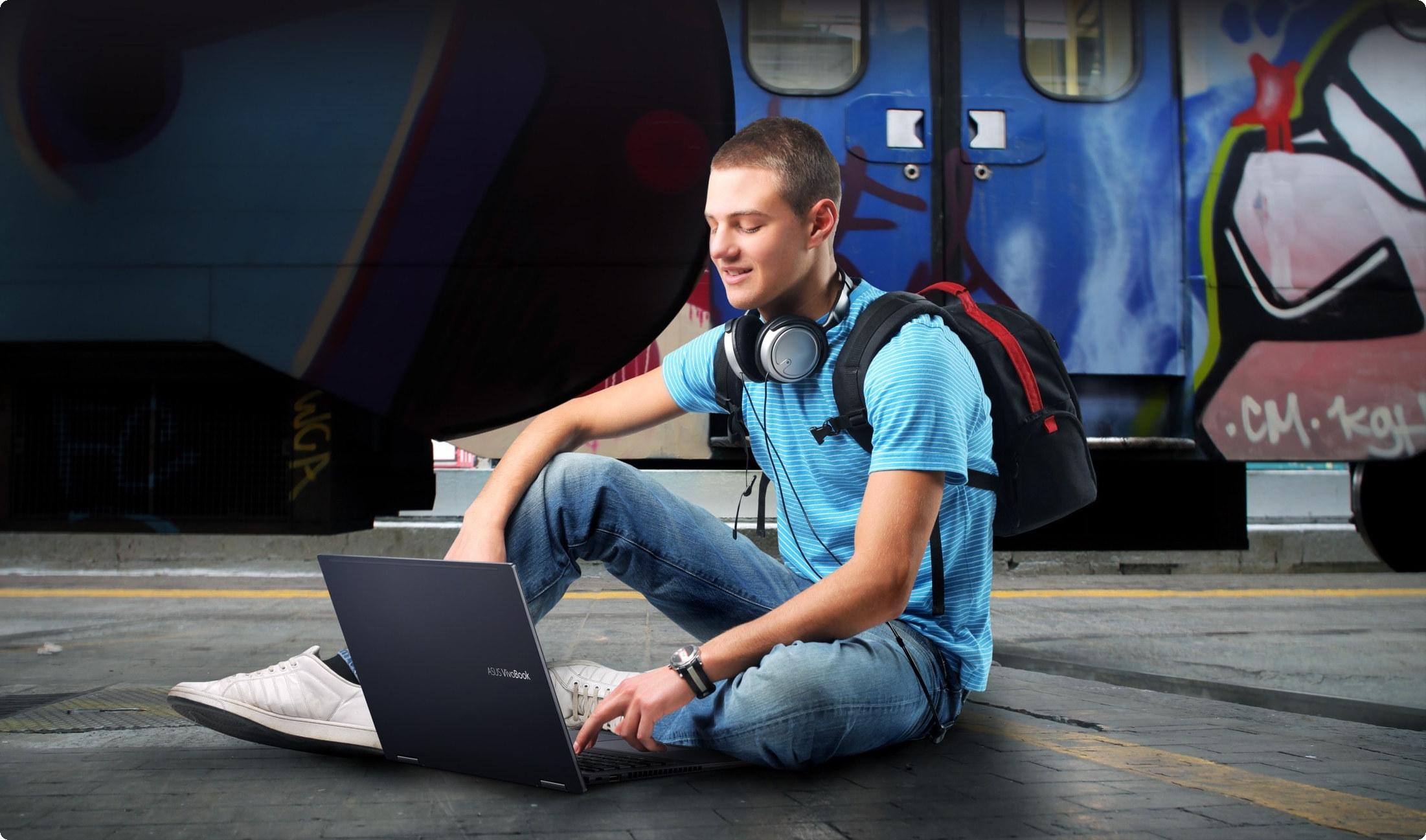 ASUS Vivobook Flip 14 tích hợp Intel WiFi 6