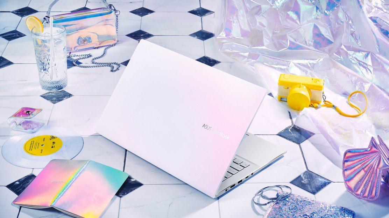 ASUS Vivobook S14 S433FA-EB052T white