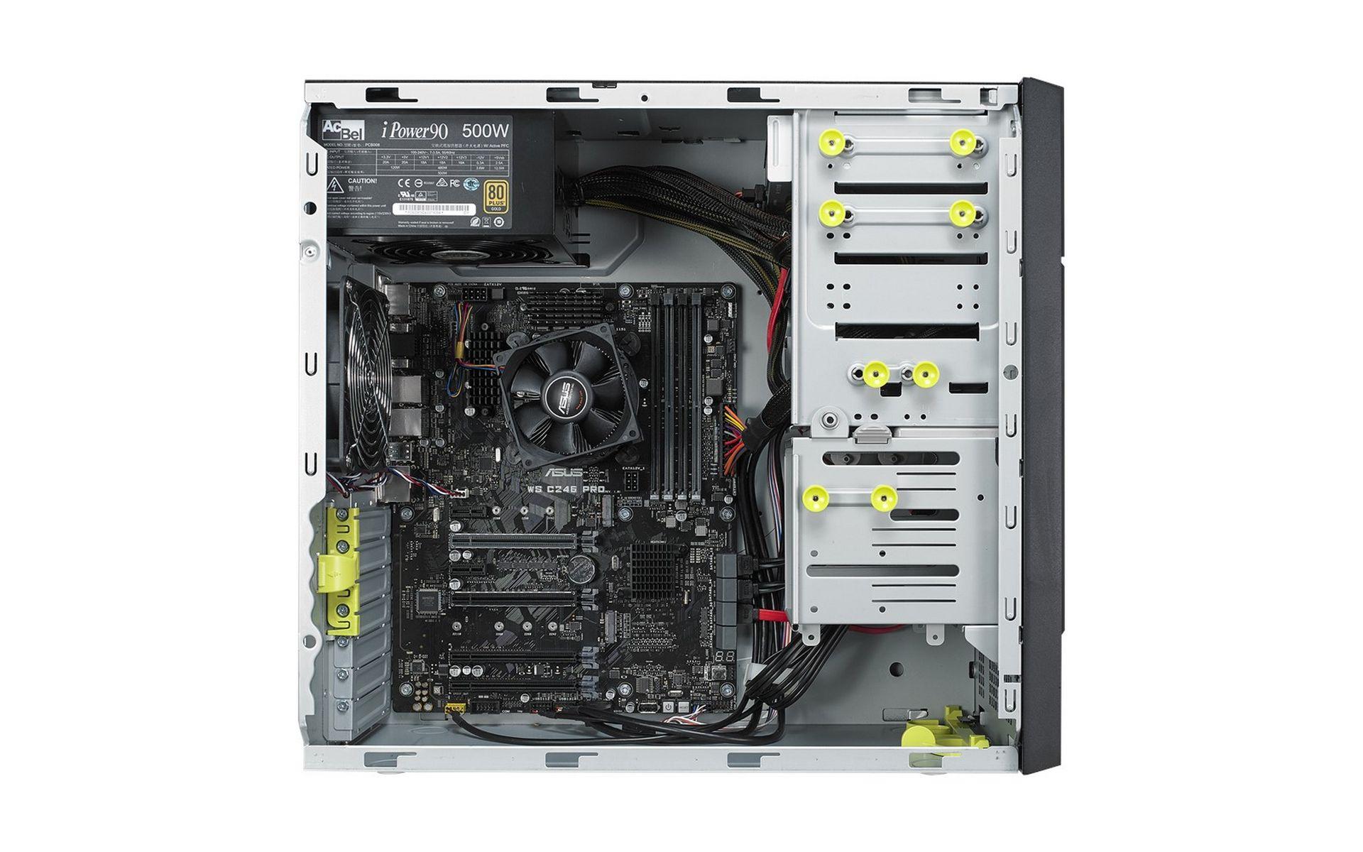 Workstation ASUS E500 G5-9500013Z