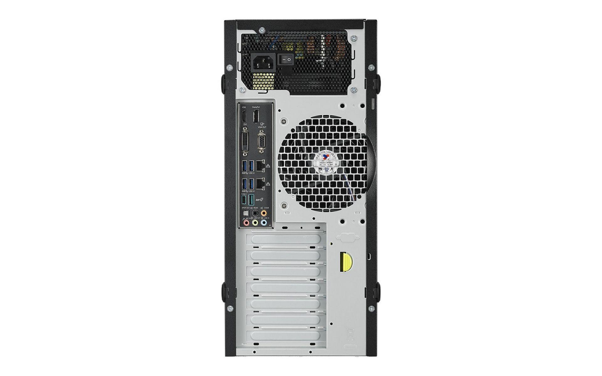 E500 G5-9500013Z có 2 x Intel I210AT LAN