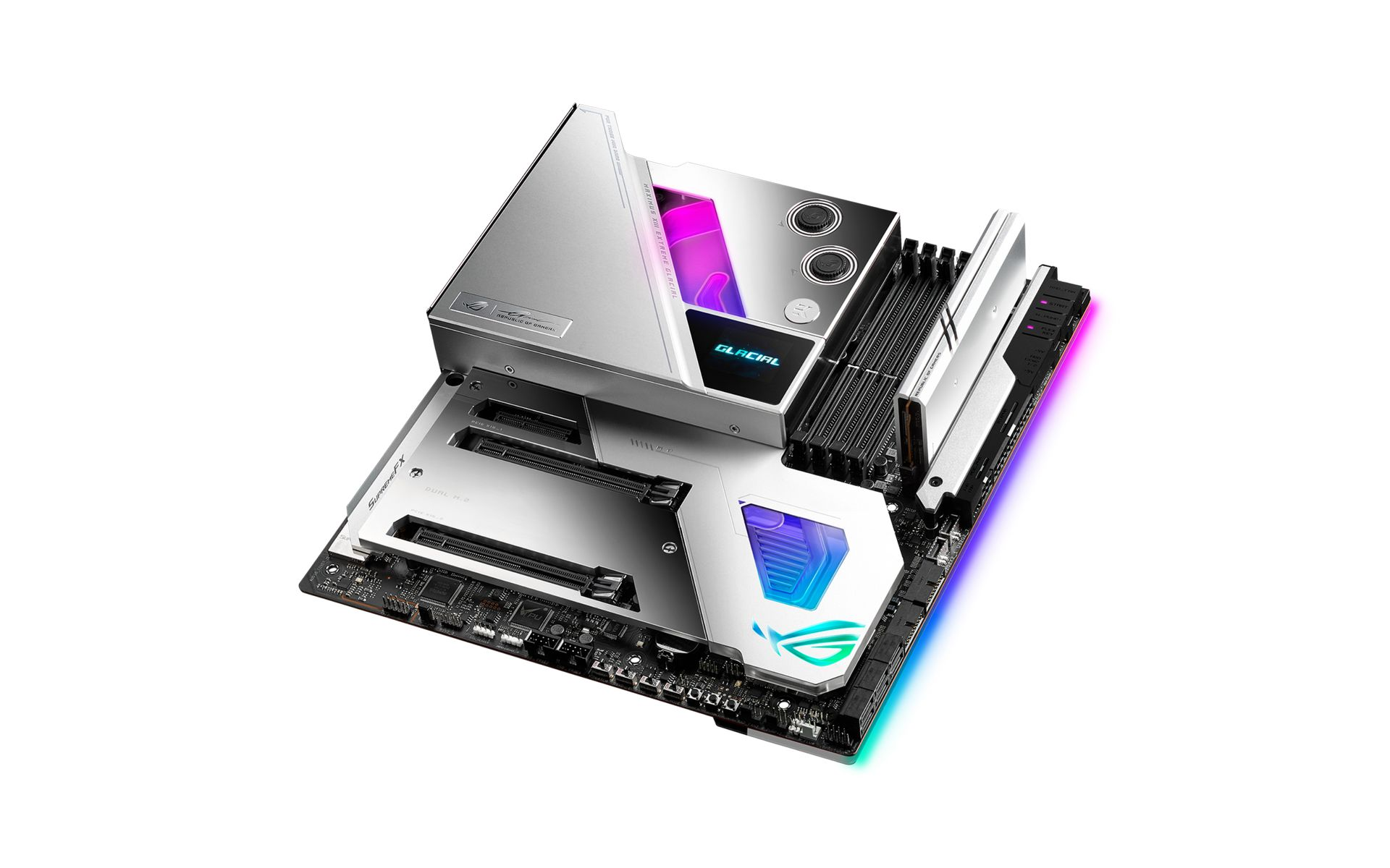 Mainboard ASUS Z590 ROG Maximus XIII Extreme Glacial