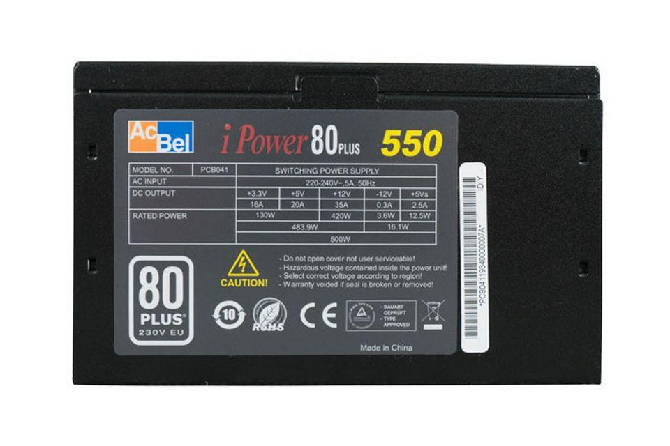 iPower 550