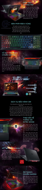 Laptop Acer Nitro 5 AN515-55-58A7