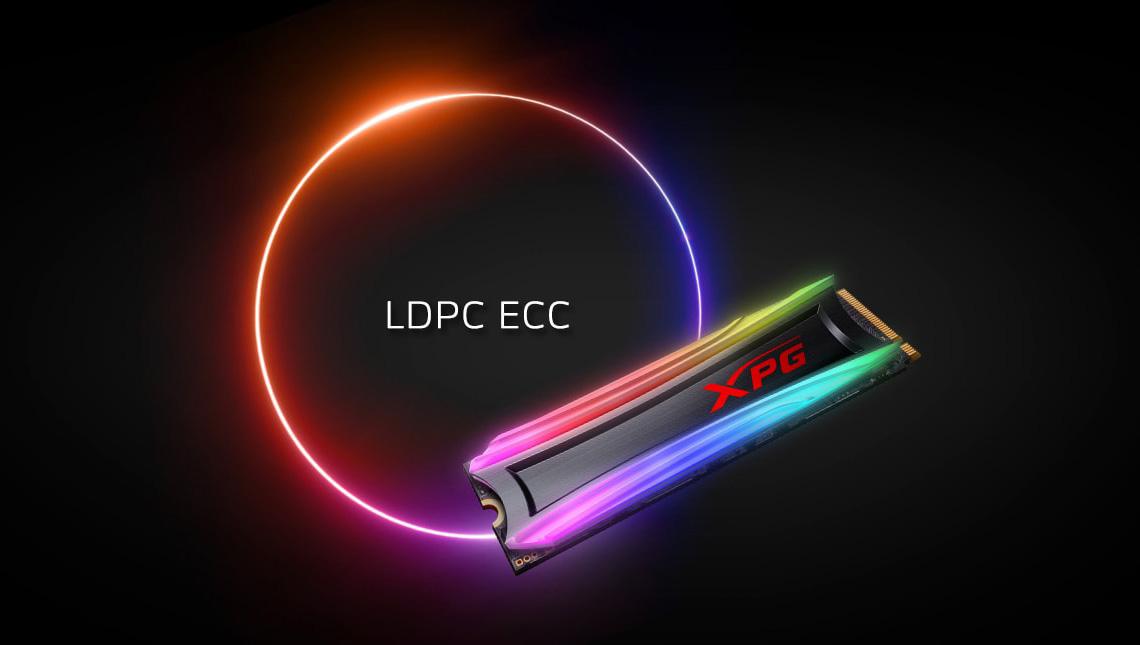 Adata XPG SPECTRIX S40G RGB LDPC